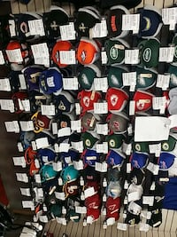 assorted sports caps Ontario, M6M 4A5