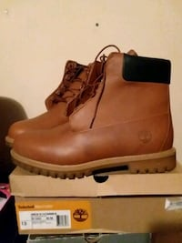 Mens Timberland boots size 13 Clinton, 20735