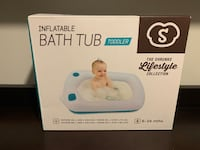 Inflatable bathtub toddler Pickering, L1X 2S7