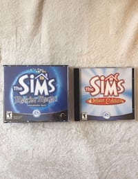 Sims 2 Deluxe & Makin' Magic Expansion Pack London, N6G 3K6