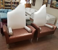 Large Oversized Designer Accent Chair (2 Available) Salina