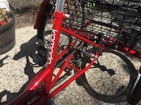 Bike try cycle CARMEL BY THE, 93921