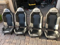 (4) 2014 Polaris RZR XP4 1000 seats Las Vegas, 89130