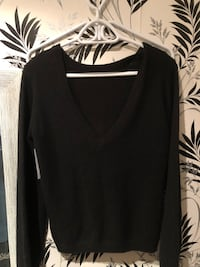 Equipment 100% Cashmere Baxley Boatneck top Mississauga, L5G 3T6