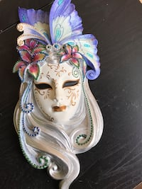 Butterfly lady mask Lakewood, 80227