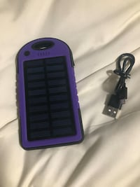 Solar Powered Phone Charger! Edmonton, T6H