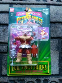 90's Mighty Morphin Power Rangers Toy Riverside, 92501