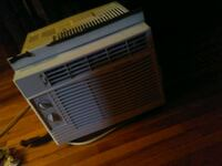 white window-type air conditioner Queens, 11432