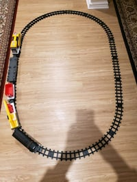 Construction train_ toy
