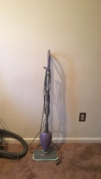 purple and gray steam mop 68 km