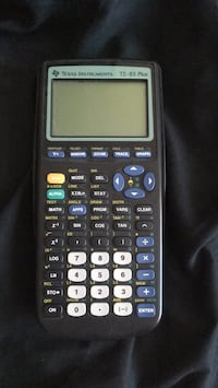 TI-83 Plus Calculator Hyattsville, 20782