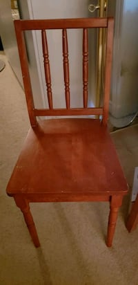 Solid Wood Children's Chair - Sturdy & Heavy Barrie, L4N 9T3