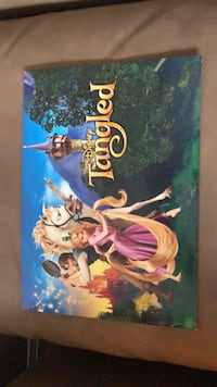 Disney Exclusive Tangled Lithographs Calgary, T2Z 1H5