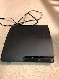 Black sony ps3 slim console Coachella, 92236