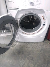 Whirlpool duet heavy duty washer works good 90 day warranty delivery  Prince George's County, 20746