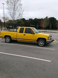 yellow extra cab pickup truck Columbia, 29203