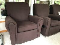 4 brown lazy boy recliners  Annandale, 22003