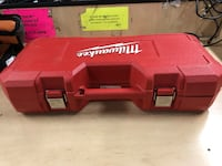 MILWAUKEE SAWZALL IN CASE 13AMP GREAT PRICE & GOOD CONDITION  Baltimore, 21217