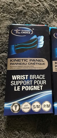 *NEW* wrist brace (left) Mississauga, L4Z 1N2