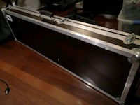 black and gray wooden table Mississauga, L5E 2S7