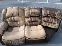Sectional couch (free) Edinburg, 78541