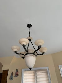 Solid Light Fixture - Alabaster Vaughan, L4L 7J6