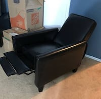 2 Bi-cast Leather Recliners-Like New Bowie, 20716