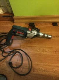 Bosch hammer drill great condition best offer gets it New York, 11235