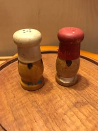 Very old Vintage Adorable Salt & Pepper Shakers Gainesville, 20155