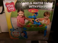 Playday sand & water table 43 km
