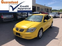 2008 Pontiac G5 Clean Carfax Financing Available! Parma, 44129