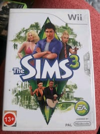 Nintendo Wii the Sims-3 oyun !