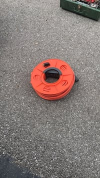 Heavy duty extension cord with reel. Columbus, 43228