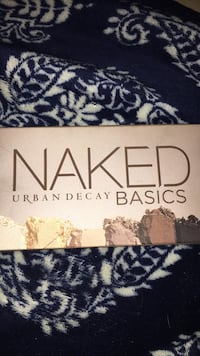 Naked Urban Decay Basics palette box Columbus, 43224