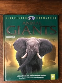 Animal Giants by Barbara Taylor Montgomery, 12549