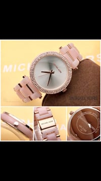 Mk watch for her with box  Mississauga, L5A 1W6