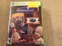 Xbox360 video game