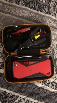 black and red handheld tool with case Middletown, 10940