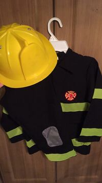 Fireman Costume - size Medium