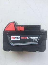 Milwaukee New Brand: Battery XC 3.0 M18 Red Lithium Milwaukee Batería Nueva XC 3.0 Los Angeles, 91343