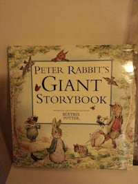 Peter Rabbit's Giant Story Book Clyde, 28721