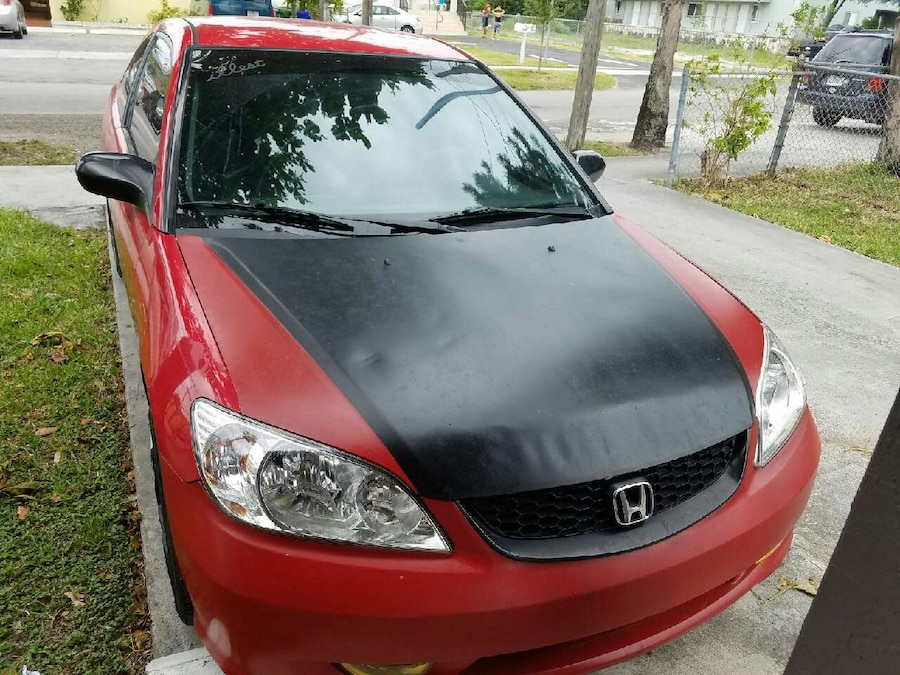 Letgo 2004 Honda Civic 5speed In Brickell Fl