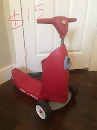 Red scooter for toddlers Weston, 33326