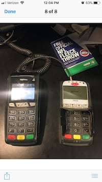 Credit card processing equipment Rancho Mirage, 92270