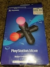 Sony PS Move box