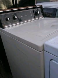 Keenmore washer clean works