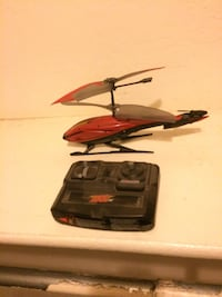 black and red helicopter RC toy Prescott Valley, 86314