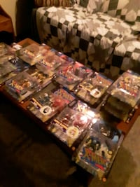 X-MEN action figures never opened 13 in all