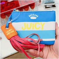 PRICE IS FIRM - Juicy Couture Wristlet - BNWT  Toronto, M4B 2T2