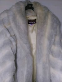 Jordache faux fur jacket